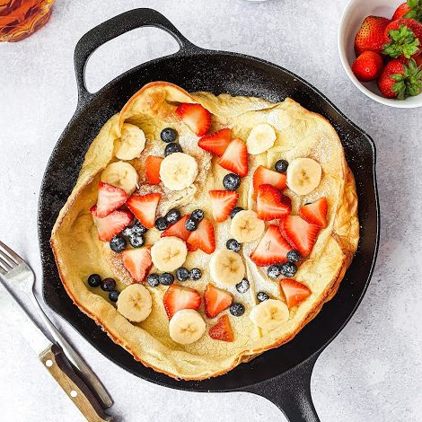 Clatita olandeza / Dutch pancakes