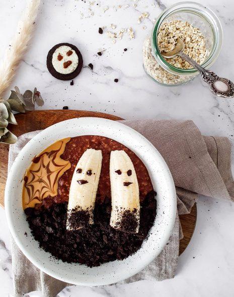 Terci de ovaz cu cacao