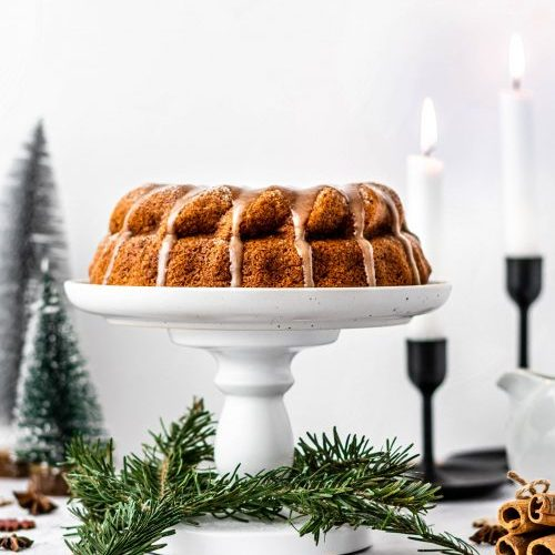 Guguluf de turta dulce Bundt cake)
