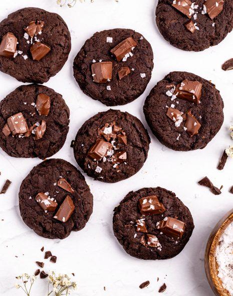 Cookies cu banana si ciocolata