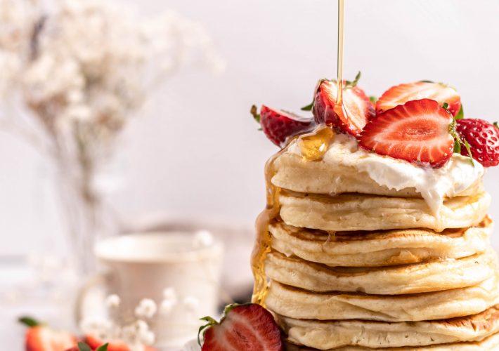 Pancakes - clatite americane